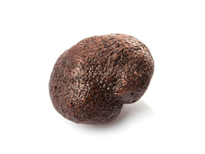 Smooth black truffle